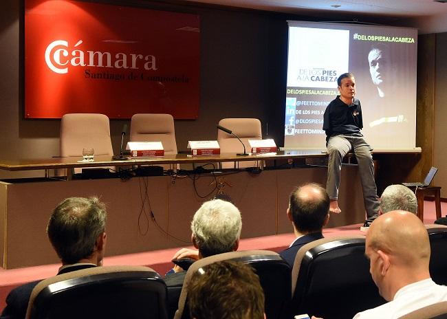 conferencia camara santiago