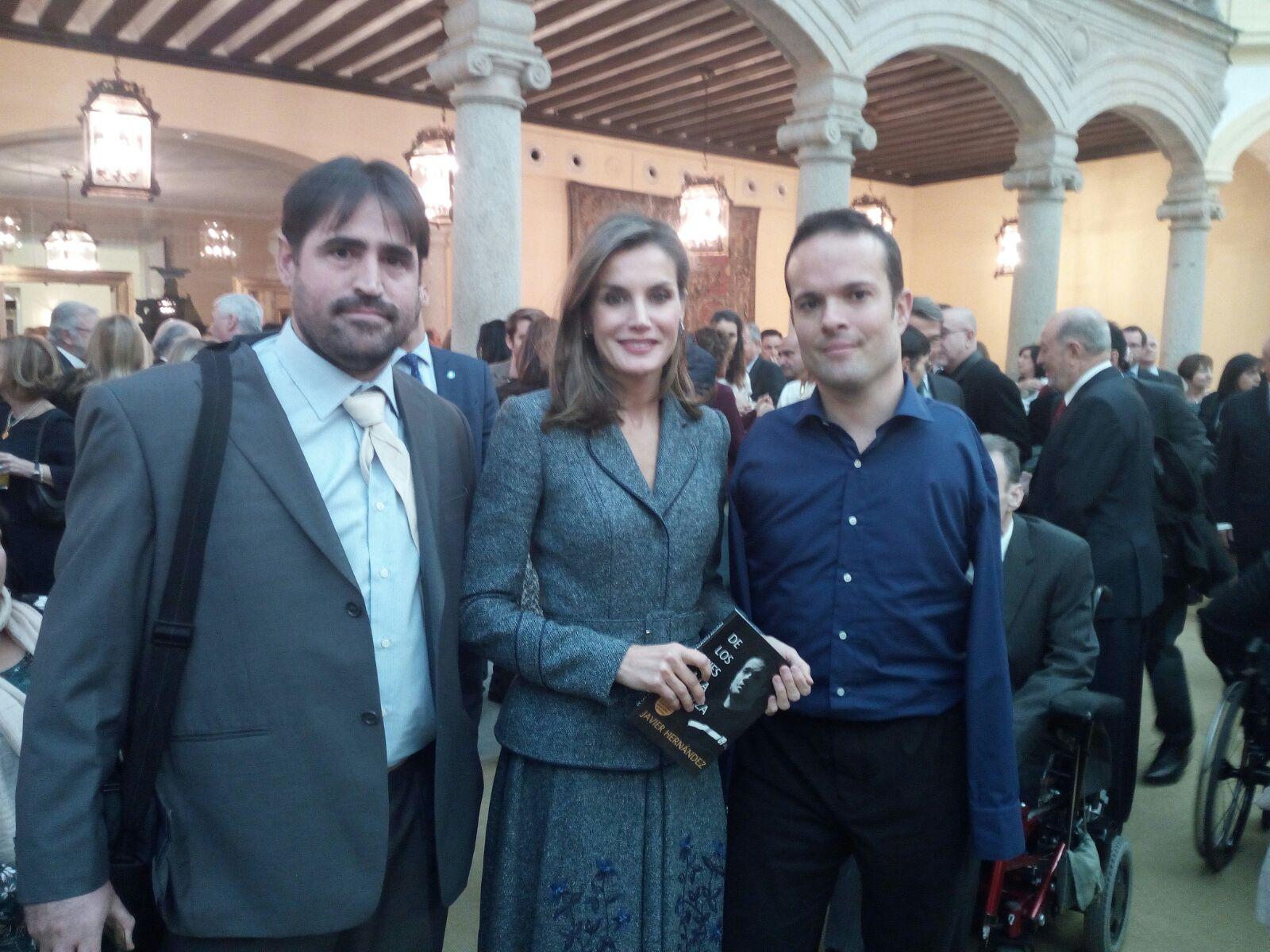 Premios Reina Letizia sobre Discapacidad 2017