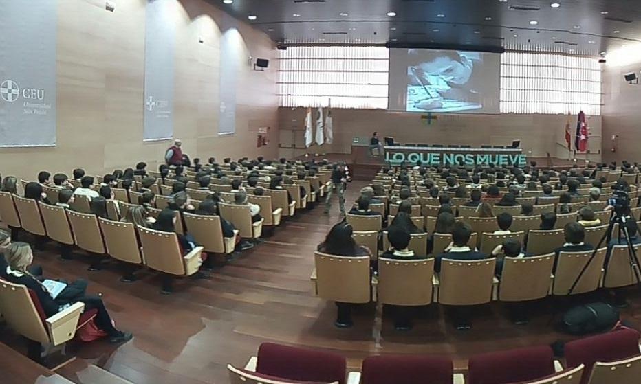 colegio San Pablo de Madrid